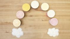 Rainbow Frozen Yogurt: Real & Magical by Jeni's Splendid Ice Creams. Our super-special, limited-edition Rainbow Frozen Yogurt comes from a magical land way beyond the horizon. Where cows graze all the green grass they desire to create deliciously creamy milk and tangy yogurt. Where passionate people hand-make good food with real ingredients. Where frozen yogurt powders and other shortcuts do not exist. And where stars sparkle behind every step and unicorns frolic with contented cows in lush…