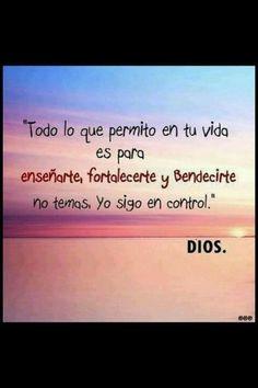 Dios es bueno!