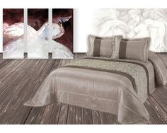 LÉDA ágytakaró garnitúra 210x240 | Textilpont Lakástextil Webáruház