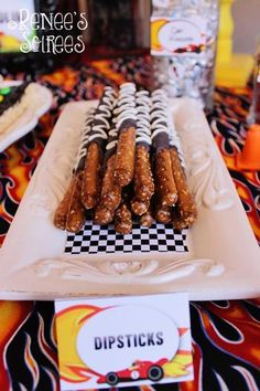 Hostess with the Mostess® - Race Car Party