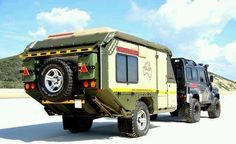 SENSATIONAL SET we make the best offroad trailers in the world in south africa this is your 4 x 4 caravan camper - camping Camper Caravan, Truck Camper, Camper Trailers, Custom Trailers, Expedition Trailer, Expedition Vehicle, Overland Trailer, Camping Survival, Camping Gear