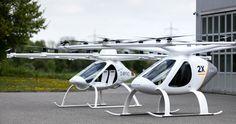 Дорожное управление Дубая начнет испытывать беспилотное воздушное такси в конце 2017 года. Испытания будут продолжаться пять лет.