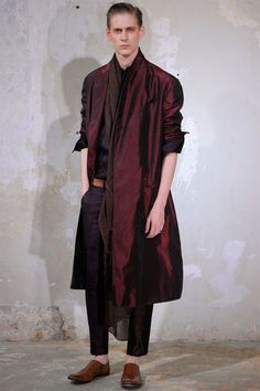 Haider Ackermann S/S 2014   Trendland: Fashion Blog & Trend Magazine