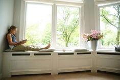 Bekijk de foto van addie123 met als titel mooi idee radiatorombouw en andere inspirerende plaatjes op Welke.nl.