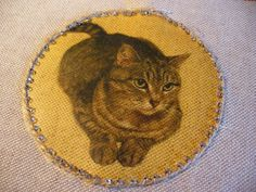 THE SEW THERAPY: Albrecht Durer - gatto