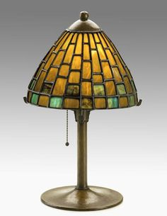 Karl Kipp Copper Lamp