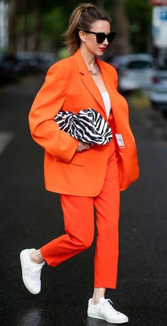 Maxi Blazer, Blazer Outfits, Minimal Fashion, Urban Fashion, Fashion Looks, Fall Winter Outfits, Spring Outfits, Mode Style, Style Me