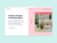 Personal Website by Bert Hofmans