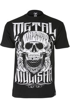 Metal Mulisha Fresh Men's T-Shirt, £27.99