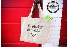 Items similar to Yours is the Earth // Burlap Market Tote on Etsy Earth Bag, Burlap Tote, Fossil Watches, Market Bag, Women's Accessories, Hand Lettering, Great Gifts, Reusable Tote Bags, Stuff To Buy