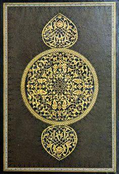 Islamic art tezhip