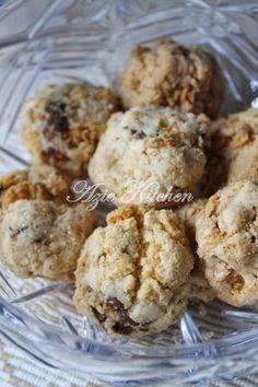 Azie Kitchen: Biskut Cornflakes Rangup