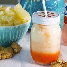 Flunssan nujertaja -smoothie