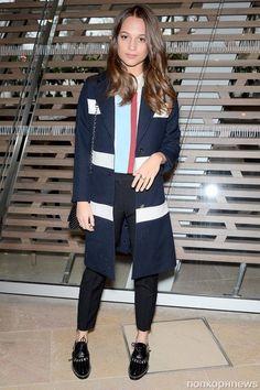 Фото: звезды на показе Louis Vuitton в рамках Недели моды в Париже