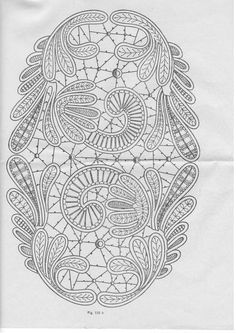 Freeform Crochet, Filet Crochet, Irish Crochet, Crochet Motif, Crochet Doilies, Crochet Lace, Bobbin Lace Patterns, Macrame Patterns, Lace Embroidery