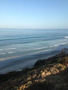 Beacons Beach, Encinitas, Ca
