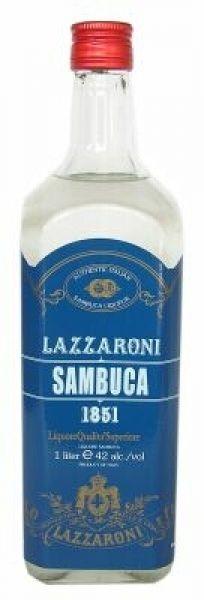 Lazzaroni Sambuca / 42% vol (1 Liter)