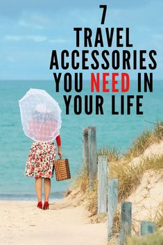 7 Travel Accessories You Need in Your Life - Adventures Of A Blonde Girl If you're a traveler, you definitely need to check out this list for the top travel accessories that you absolutely need to own. These items also make awesome gifts for the avid tra Solo Travel, Travel Packing, Cruise Packing, Travel Outfits, Packing Lists, Cruise Tips, Usa Travel, Life Is An Adventure, Adventure Travel