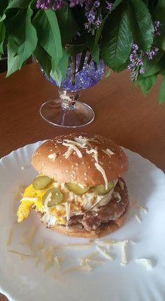 Misz masz by Domi: Burger by Domi