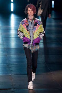 Saint Laurent Spring Summer 2016 Primavera Verano #Menswear #Trends #Tendencias Moda Hombre - Paris Fashion Week - D.P.