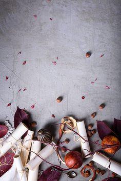 red oranges,hazelnuts & love letters by Iuliia Leonova on @creativemarket