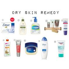 Dry skin cures: http://pslilyboutique.com/dry-skin-cures/