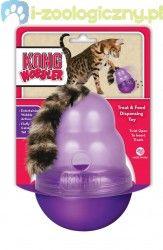KONG Cat Wobbler - zabawka na przysmaki dla kota