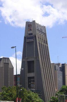 La Previsora: | 33 Imágenes de Caracas que te garantizan un placentero paseo arquitectónico