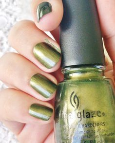 China Glaze : Agro (Hunger Games Collection - District 11) n°80619