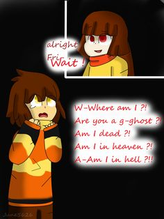 (made by me)  FireTale page 3 chapter 1 : the ruine