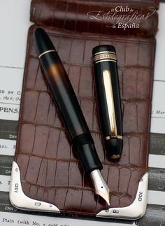 """Montblanc 146 """"Demo"""" from the 50's....Photo by Àlvaro Romillo"""