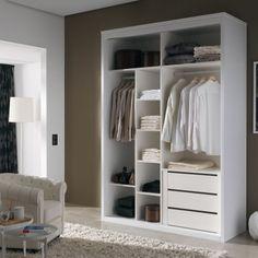 Ideas Bedroom Wardrobe Design Ideas Clothes For 2019 Wardrobe Boxes, Wardrobe Cabinets, Wardrobe Closet, Small Wardrobe, Wardrobe Storage, Wardrobe Ideas, Bedroom Closet Doors, Wardrobe Design Bedroom, Bedroom Storage