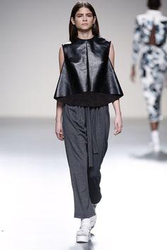 Pepa Salazar, exalumna de IED Madrid Moda Lab, ganadora del premio EGO'13
