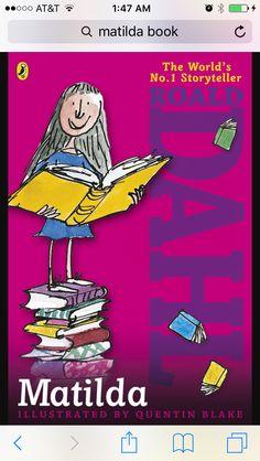Book 6: Matilda #emptyshelf