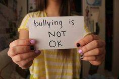 Šikana není ok!