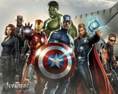 Avengers Assemble was fuckin awesome!!