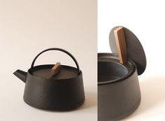 Nambu Cast Iron Tea Pot lid