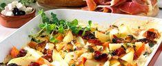 DAGENS RETT: Bakte rotgrønnsaker med fetaost og hvitløk - Aperitif.no