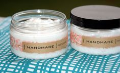 Handmade Foaming Salt Scrub DIY