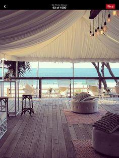 Byron bay surf club wedding venue
