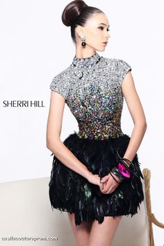 Sherri Hill Prom Gowns and Dresses for 2016 Sherri Hill 21045 Sherri Hill