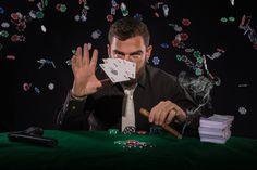 Poker face by Dimitris Stenidis on 500px