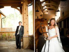 Lindsay and Jason's #Rustic #Wedding - Photo Credit: MyLife Photography