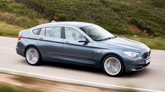 Exclusive: the BMW 3-Series GT