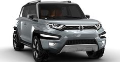 SsangYong Korando To Get Electric Variant With 300 Km Range #Electric_Vehicles #Reports