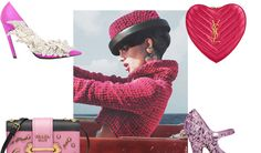 Tendance mode rose couleur rentree Fuchsia 12