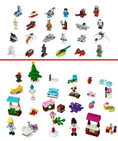 Lego Advent Calendar | 8 Advent Calendars That Aren't Just For Kids | The Baby Post