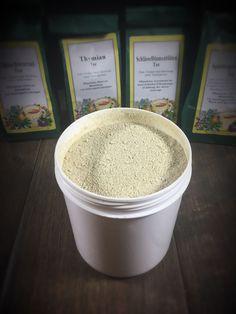 Hustenzucker selbst gemacht aus Heilpflanzen bzw. Kräutertee im Thermomix