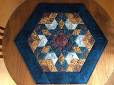 Dining table topper