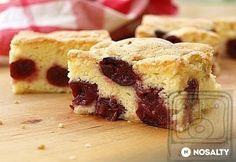 Édesmama meggyes pitéje Megj: JÓ!!!!!